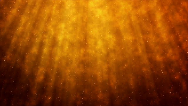 Abstract glittering star particles motion background video