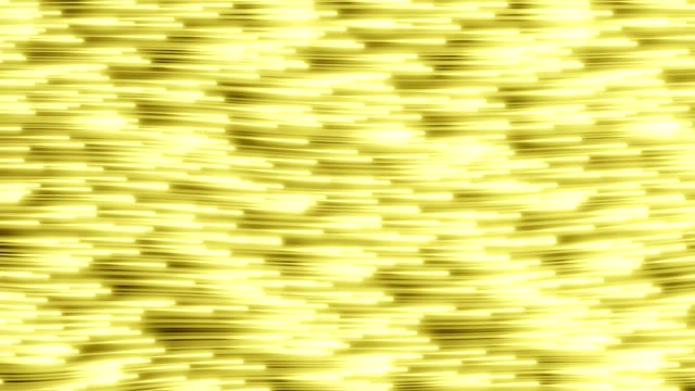 Abstract gold neon lines geometric background. Growing Network Connections. Data flow. Optical fiber