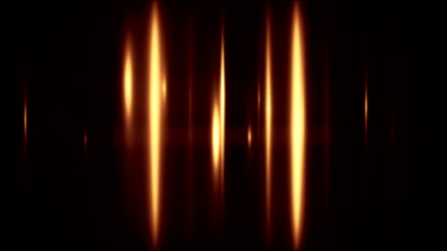 Abstract golden lines background loopable video