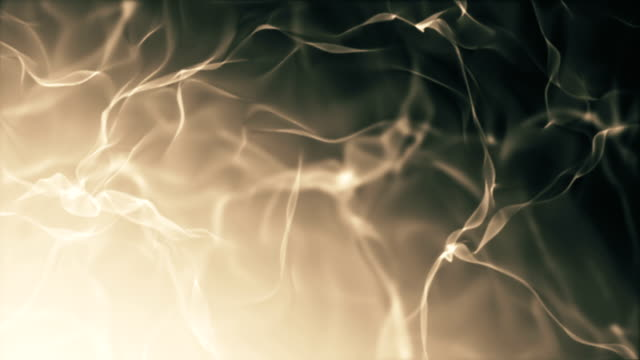Abstract Golden Smoke Abstract gently flowing smoke or silky fabric. Loopable full hd motion background. sepia toned stock videos & royalty-free footage