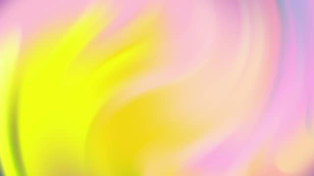 abstract gradient colorful background video
