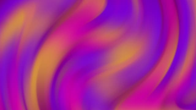 abstract gradient motion background video