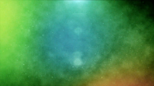 abstract green background animation video