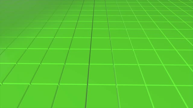 Abstract green cubes random motion, 3d Loopable Animation Abstract green cubes random motion, 3d Loopable Animation mosaic stock videos & royalty-free footage