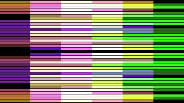 4K Abstract grid and lines digital background Animation loopable elements, Digital Rectangle form concept