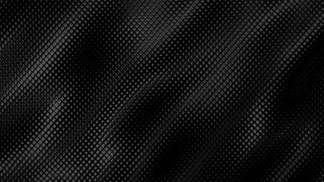 Abstract Grid Background (Black) - Loop