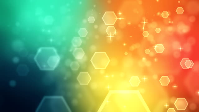 Best Colorful Background Stock Videos and Royalty-Free