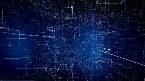 abstrakte high-tech hintergrundtextur. - computergrafiken stock-videos und b-roll-filmmaterial