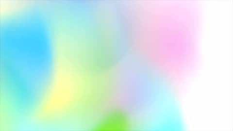 Abstract holographic soft gradient shapes video animation Abstract holographic colorful soft gradient motion background. Seamless loop. Video animation Ultra HD 4K 3840x2160 multi colored stock videos & royalty-free footage