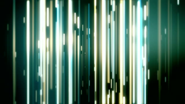 추상 수평 라인 반복 가능한 배경 - 태양광선 스톡 비디오 및 b-롤 화면