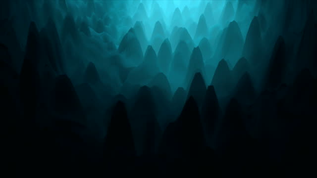 abstract ice cave motion background - лёд стоковые видео и кадры b-roll