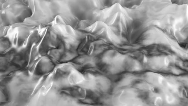 4k abstract jelly background. - sostanza gelatinosa video stock e b–roll