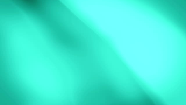 Abstract light green title concept background video