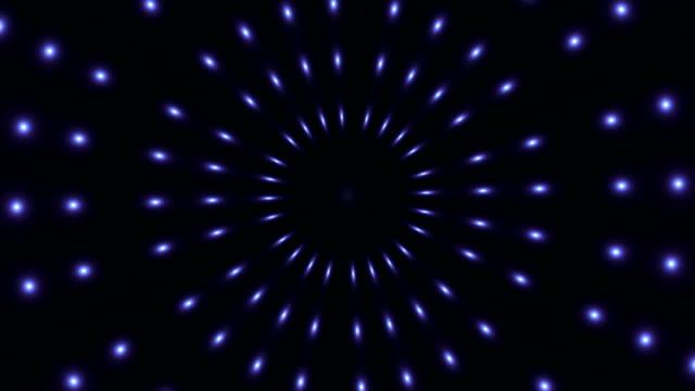 vídeos y material grabado en eventos de stock de caleidoscopio de luz abstracta. bucle sin interrupción - caleidoscopio patrón