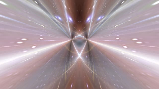 Abstract Light Speed Background, Animation, Rendering, Loop video