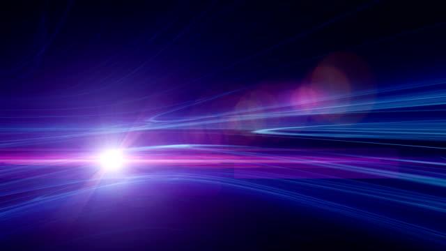 추상 라인 배경 - 전기 연료 및 전력 생산 스톡 비디오 및 b-롤 화면