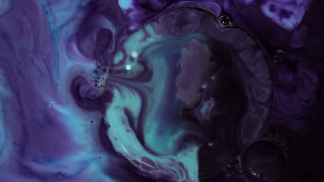 Abstract Liquid Background. video