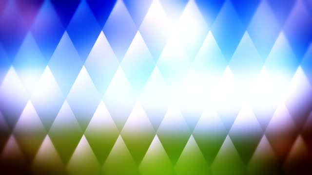 Abstract loopable land and sky mosaic background video