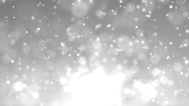Abstract Loopable Soft Particles Background video