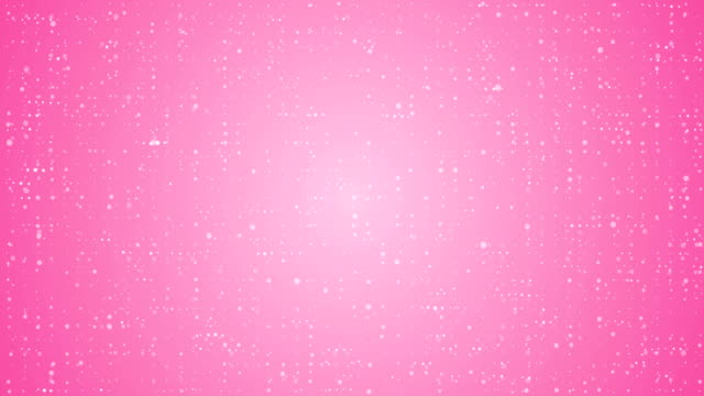 Abstract lopped seamless pink blinking background animation. Halftone rose backdrop with twinkle little stars. Elegant blank text space. Princess magic fairy style banner. Unicorn glitter wallpaper princess stock videos & royalty-free footage