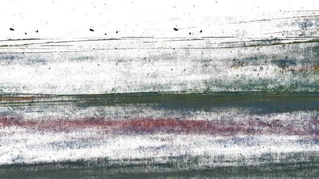 andra flytta - abstrakt, minimalistisk spår - vit bakgrund (tona ut) - intoning bildbanksvideor och videomaterial från bakom kulisserna