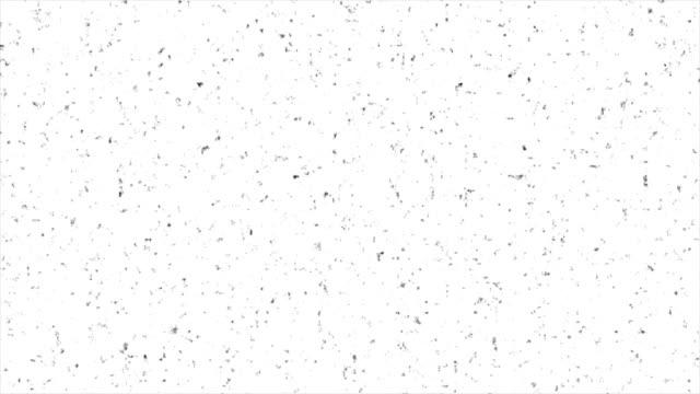 抽象ノイズ テクスチャの背景 - 斑点点の映像素材/bロール