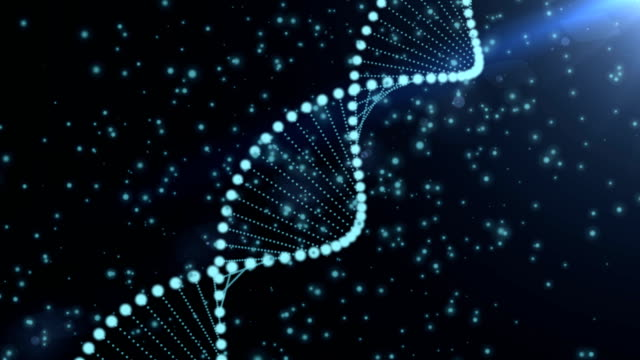 abstract of DNA movement ,for business science or technology