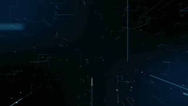 Abstract on dark background,Innovation,Science,Bitcoin,Blueprint,Computer Network,Currency,Cyber,Technology,Ransomware,Cryptocurrency,Blockchain,Malware,Bitcoin,Mining,Illuminated elements,futuristic. video