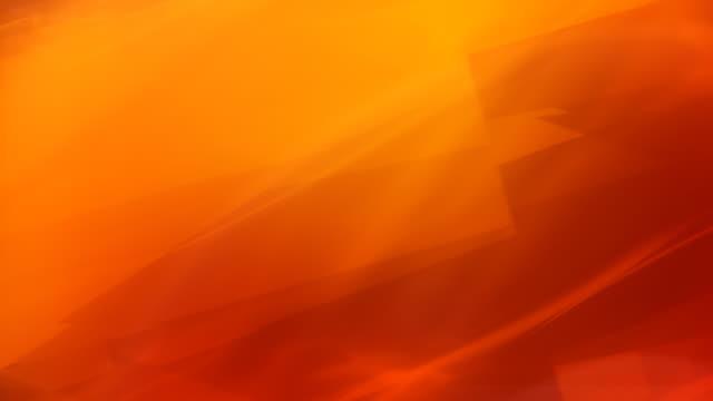 abstract orange background. - turuncu stok videoları ve detay görüntü çekimi