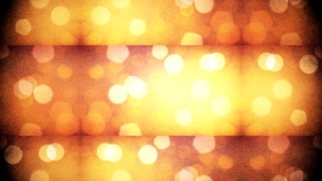 Abstrato Fundo de partículas - vídeo