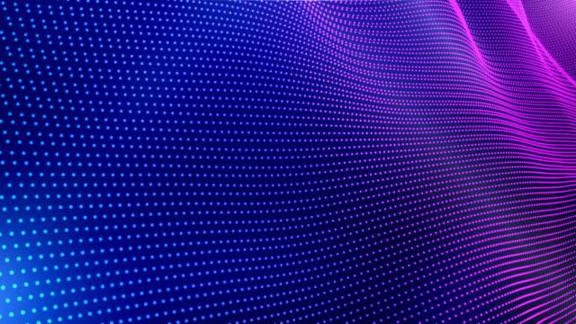 abstrakt partiklar bakgrund med ljus - diabild bildbanksvideor och videomaterial från bakom kulisserna