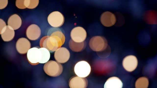 vidéos et rushes de fond pastel abstrait fait de particules - douceur