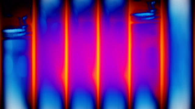 tło pistons - część maszyny filmów i materiałów b-roll
