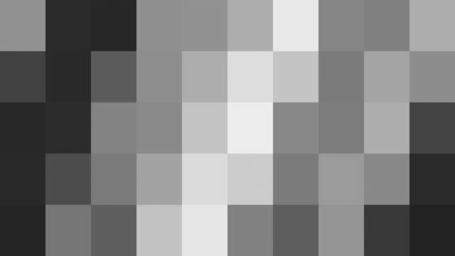 Abstract Pixelated Background video