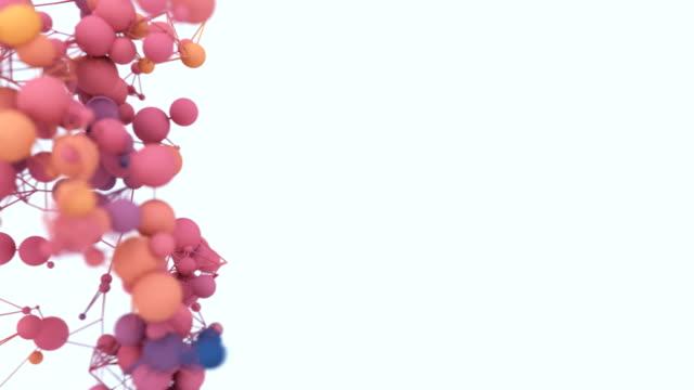 ポリゴン メッシュを抽象化します。 ビデオ
