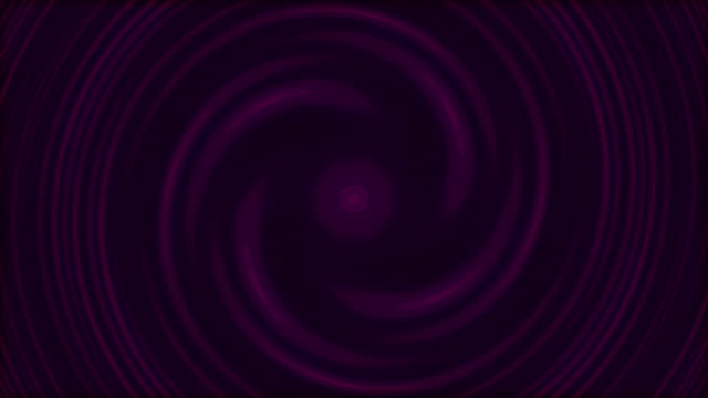 Abstract Purple tunnel stock video loopable 4k