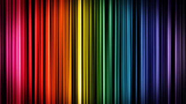 Abstract Rainbow Background video