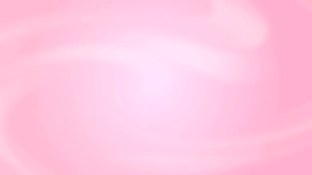 ピンク色の滑らかなぼやけたグラデーションを持つ抽象的なバラ色の光の背景アニメーション。 - ピンク色点の映像素材/bロール