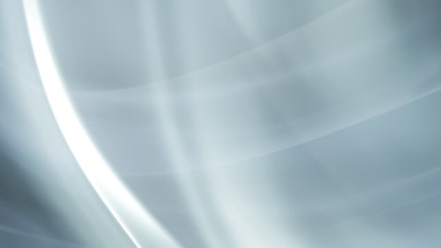 Abstract silver animation background