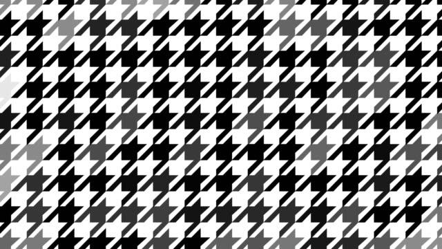 abstrakte kleine geisel textur hintergrund - karo stock-videos und b-roll-filmmaterial