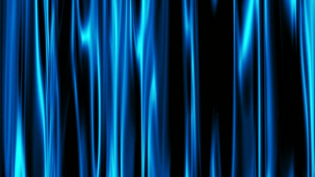abstract soft blue color curtain waving style background \ New quality universal motion dynamic animated colorful joyful music video footage video