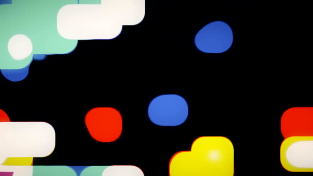 abstract soft defocused light leak color lights background new quality universal motion dynamic animated background colorful joyful music cool video footage loop video