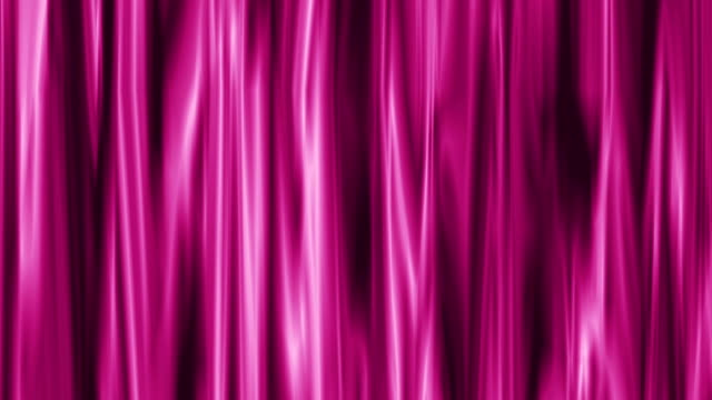 abstract soft pink color curtain waving style background \ New quality universal motion dynamic animated colorful joyful music video footage video