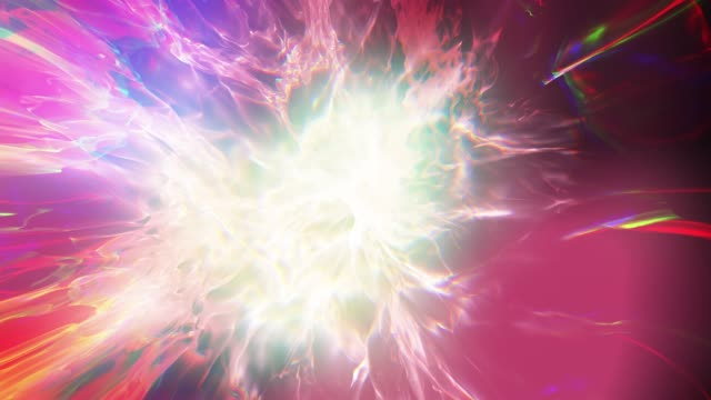Abstract Spiritual Fantasy Fractal Loop Background video