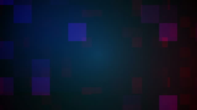 abstract squares hintergrund - quadratisch komposition stock-videos und b-roll-filmmaterial