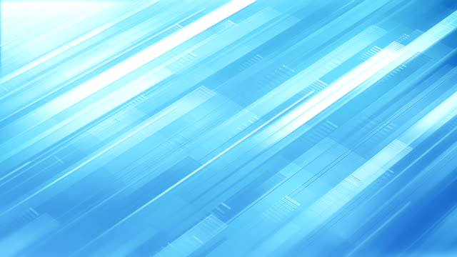 Abstract Stripes Background (Light Blue) - Loop Beautiful background animation, seamlessly loopable. Perfectly usable for a wide range of topics. blue background stock videos & royalty-free footage