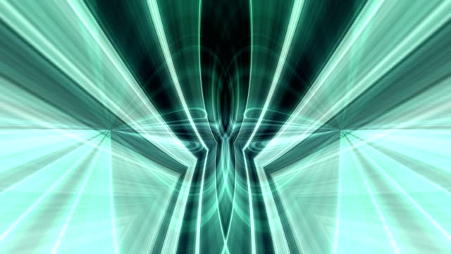 Abstract Technology Background, Rendering, Animation, Loop