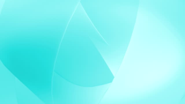 vídeos de stock e filmes b-roll de 4k abstract turquoise backgrounds loopable - azul turquesa