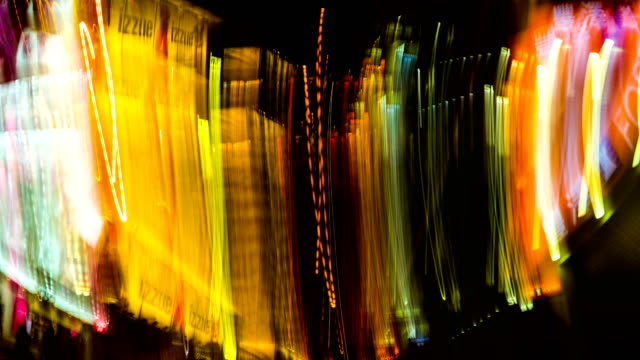 Abstract walking in Vertical Way Background