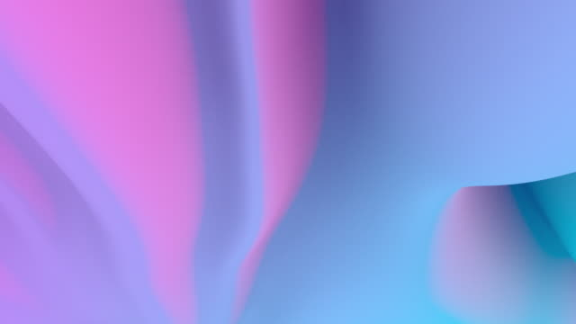 Abstract wave motion for elegant curves composition Loopable background design at lava style gradient stock videos & royalty-free footage
